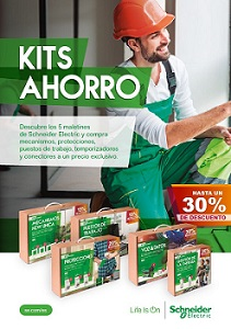 KITS AHORRO SCHNEIDER ELECTRIC