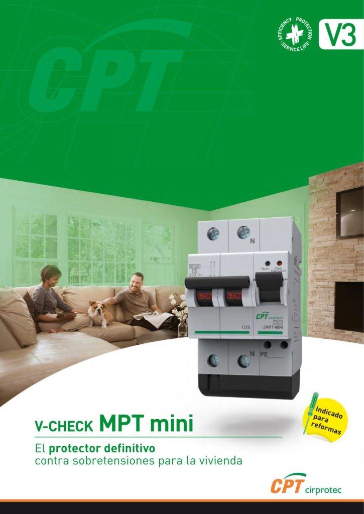 La nueva norma de Iberdrola MT 2.80.12 Ed. 3 Febrero contempla la necesidad de instalar protección contra sobretensiones