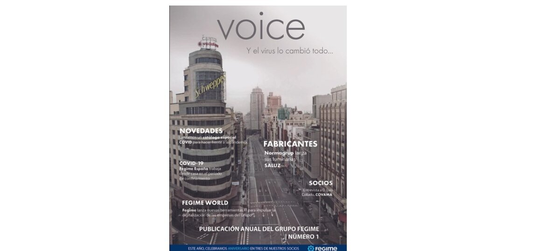 2020-6-25 PORTADA VOICE REVISTA FEGIME- PRINCIPAL