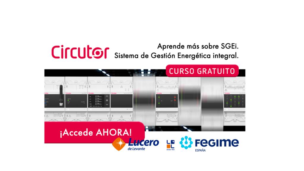 Aprende más sobre SGEi. Sistema de Gestión Energética integral. Formación online.