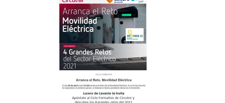 2021-4-30 CIRCUTOR CICLO FORMATIVO RETOS MOILIDAD ELECTRICA